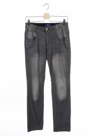 Детски дънки Tom Tailor, Размер 15-18y/ 170-176 см, Цвят Сив, 95% памук, 5% еластан, Цена 7,25лв.