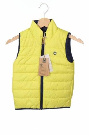 Παιδικό γιλέκο Timberland, Μέγεθος 5-6y/ 116-122 εκ., Χρώμα Κίτρινο, Πολυεστέρας, Τιμή 45,88€