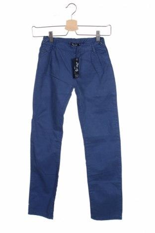 Detské nohavice  Le Phare De La Baleine, Veľkosť 11-12y/ 152-158 cm, Farba Modrá, 97% bavlna, 3% elastan, Cena  5,22€