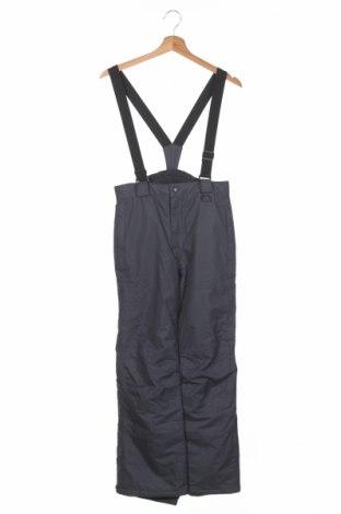 Παιδικό παντελόνι για χειμερινά σπορ Crivit, Μέγεθος 10-11y/ 146-152 εκ., Χρώμα Γκρί, Πολυεστέρας, Τιμή 23,51€