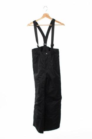 Detské nohavice pre zimné športy  TCM, Veľkosť 12-13y/ 158-164 cm, Farba Čierna, Polyester, Cena  27,22€