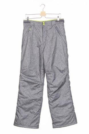 Dětské kalhoty pro zimní sporty  Y.F.K., Rozměr 15-18y/ 170-176 cm, Barva Šedá, Polyester, Cena  718,00Kč