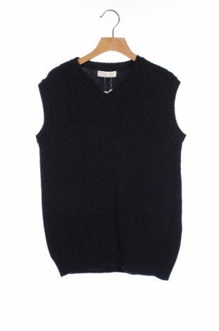 Детски пуловер ZY kids, Размер 11-12y/ 152-158 см, Цвят Син, 80% вълна, 20% полиамид, Цена 16,72лв.