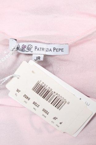 Детско болеро Patrizia Pepe, Размер 13-14y/ 164-168 см, Цвят Розов, Полиестер, Цена 44,25лв.