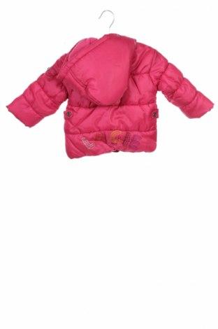 Детско яке La Compagnie des Petits, Размер 9-12m/ 74-80 см, Цвят Розов, Полиестер, Цена 57,96лв.