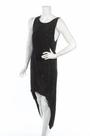 Кожена рокля H&M Divided