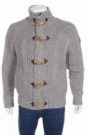 Jachetă tricotată de bărbați Schott