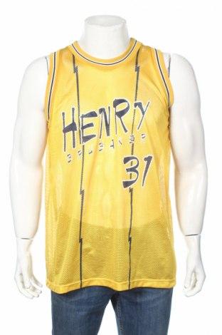 Ανδρική αθλητική μπλούζα Brubaker, Μέγεθος L, Χρώμα Κίτρινο, Τιμή 2,63€
