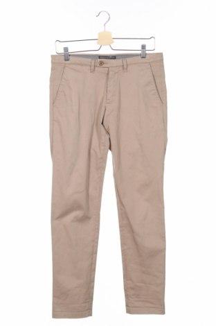 Мъжки панталон Drykorn for beautiful people, Размер S, Цвят Бежов, 97% памук, 3% еластан, Цена 156,75лв.