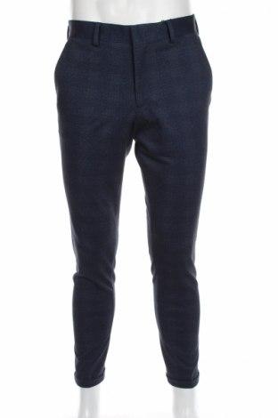 Pánske nohavice  Selected Homme, Veľkosť M, Farba Modrá, 85% polyester, 10% viskóza, 5% elastan, Cena  12,76€