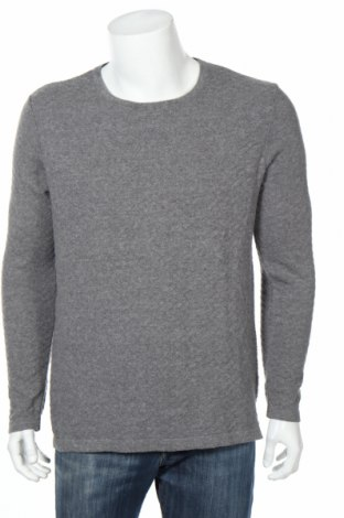 Pánsky sveter  Best Mountain, Veľkosť XL, Farba Sivá, 50%acryl , 50% bavlna, Cena  32,99€