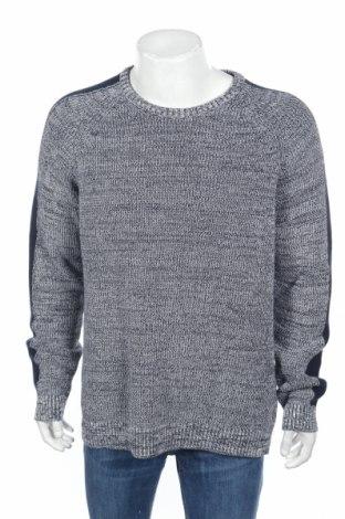 Pánsky sveter  Core By Jack & Jones, Veľkosť XXL, Farba Modrá, 60% bavlna, 40% polyester, Cena  35,57€