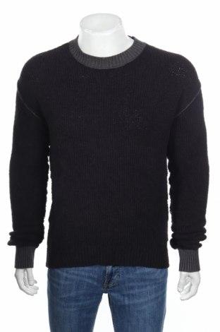 Pánsky sveter  Jack & Jones, Veľkosť L, Farba Čierna, 90% bavlna, 10% polyamide, Cena  35,57€