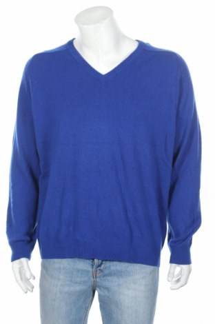 Мъжки пуловер Marks & Spencer Blue Harbour