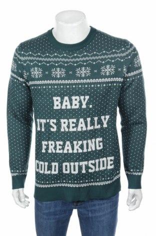 Мъжки пуловер Originals By Jack & Jones, Размер L, Цвят Многоцветен, Акрил, Цена 15,87лв.