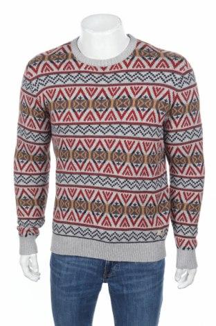 Ανδρικό πουλόβερ Premium By Jack & Jones, Μέγεθος L, Χρώμα Πολύχρωμο, 60% βαμβάκι, 30% πολυαμίδη, 10% μαλλί, Τιμή 35,57€