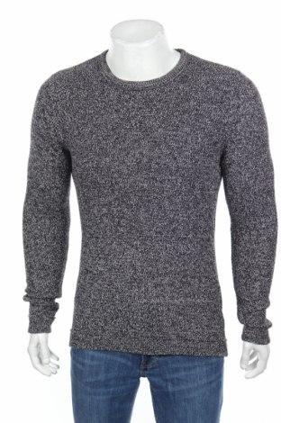 Ανδρικό πουλόβερ Selected Homme, Μέγεθος L, Χρώμα Μαύρο, Βαμβάκι, Τιμή 40,72€
