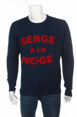 Мъжки пуловер Serge Blanco
