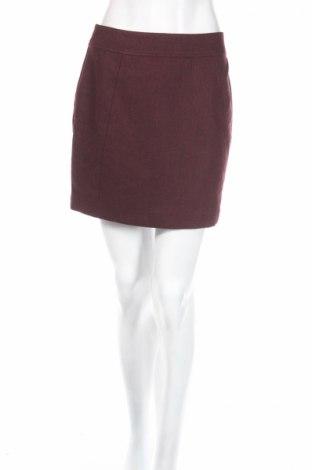 Sukně H&M, Rozměr S, Barva Černá, 67% polyester, 33% vlna, Cena  328,00Kč