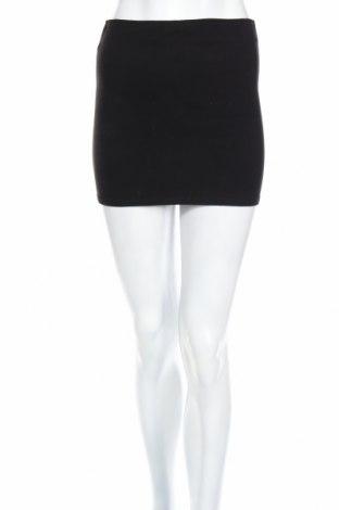 Пола H&M Divided, Размер S, Цвят Черен, Цена 5,88лв.