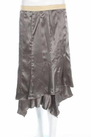 Пола Munthe Plus Simonsen, Размер M, Цвят Сив, 100% коприна, Цена 18,00лв.