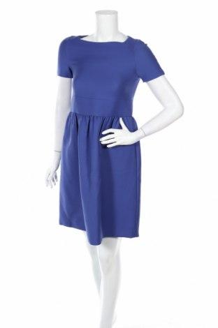Φόρεμα Cacharel, Μέγεθος XS, Χρώμα Μπλέ, Μαλλί, Τιμή 324,23€