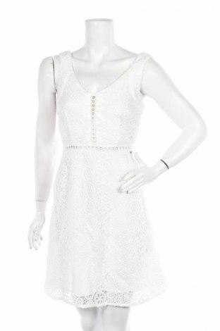 Sukienka Guess, Rozmiar S, Kolor Biały, Poliester, Cena 122,05zł