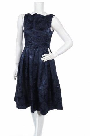 Φόρεμα Iska London, Μέγεθος M, Χρώμα Μπλέ, Πολυεστέρας, Τιμή 17,86€