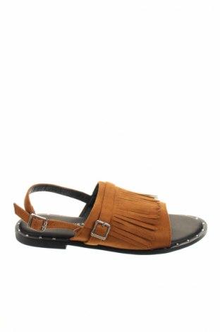 Sandály  La Bottine Souriante, Veľkosť 38, Farba Hnedá, Textil, Cena  10,67€
