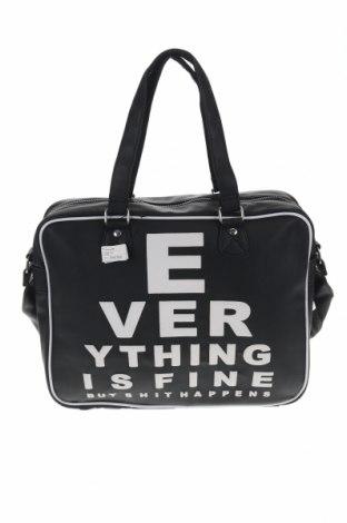 Чанта, Цвят Черен, Еко кожа, Цена 29,50лв.