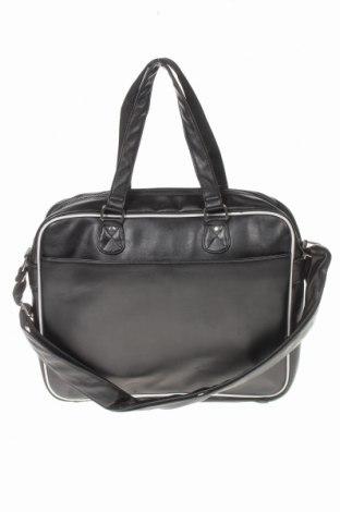 Чанта Cropp, Цвят Черен, Еко кожа, Цена 26,00лв.