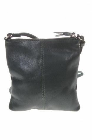 Чанта Markberg, Цвят Зелен, Естествена кожа, Цена 25,62лв.