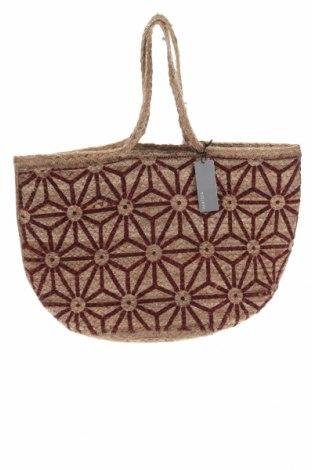 Чанта Parfois, Цвят Бежов, Други тъкани, Цена 37,95лв.