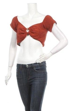 Γυναικεία μπλούζα, Μέγεθος S, Χρώμα Πορτοκαλί, Τιμή 4,12€
