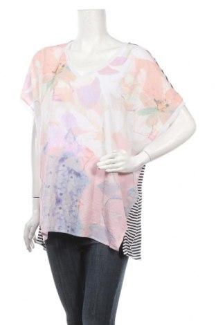 Γυναικεία μπλούζα Tribal, Μέγεθος 3XL, Χρώμα Πολύχρωμο, Τιμή 9,87€
