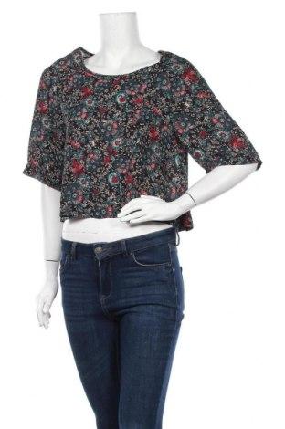 Дамска блуза About A Girl, Размер XS, Цвят Многоцветен, Полиестер, Цена 7,09лв.