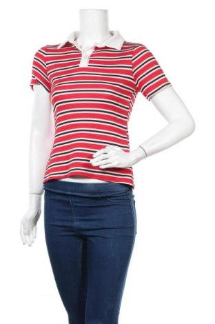 Дамска тениска Boohoo, Размер S, Цвят Многоцветен, 95% полиестер, 5% еластан, Цена 4,56лв.