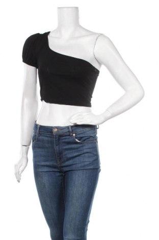 Дамска блуза Eight Apparel, Размер S, Цвят Черен, Цена 19,08лв.