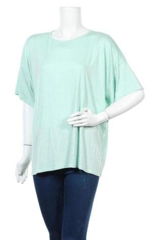 Дамска блуза Eight Apparel, Размер XL, Цвят Зелен, Цена 16,96лв.