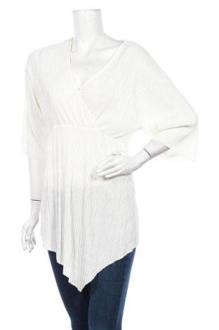 Дамска блуза Eight Apparel, Размер M, Цвят Екрю, Цена 9,00лв.