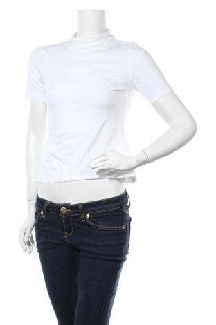 Дамска блуза Even&Odd, Размер M, Цвят Бял, 95% памук, 5% еластан, Цена 18,56лв.