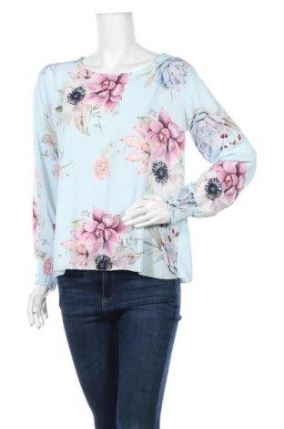 Γυναικεία μπλούζα Floyd By Smith, Μέγεθος S, Χρώμα Μπλέ, Πολυεστέρας, Τιμή 11,11€