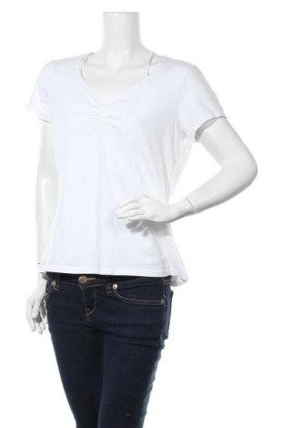Дамска блуза G.W., Размер XL, Цвят Бял, Цена 8,66лв.
