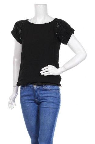 Дамска блуза Guido Maria Kretschmer, Размер M, Цвят Черен, 100% вискоза, Цена 15,08лв.