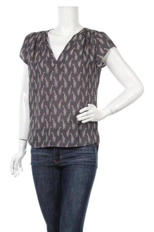 Дамска блуза H&M Conscious Collection, Размер S, Цвят Сив, Полиестер, Цена 4,73лв.