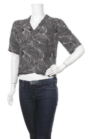 Γυναικεία μπλούζα Just Female, Μέγεθος S, Χρώμα Μαύρο, Βισκόζη, Τιμή 8,18€