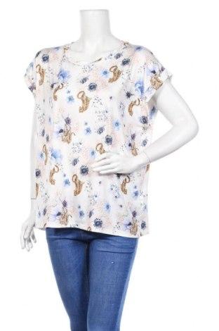 Дамска блуза Lacony, Размер L, Цвят Многоцветен, Полиестер, Цена 6,98лв.