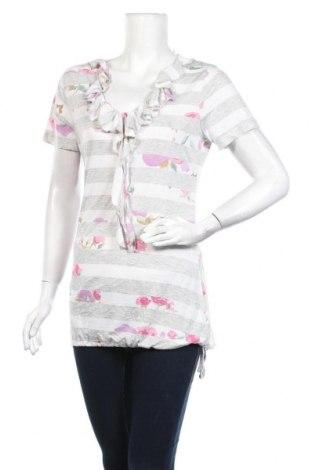 Дамска блуза Liv, Размер M, Цвят Бял, 50% полиестер, 50% вискоза, Цена 8,51лв.