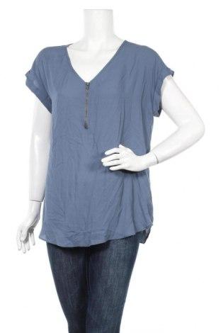 Дамска блуза Maurices, Размер L, Цвят Син, Цена 11,76лв.