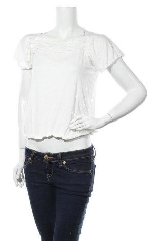 Дамска блуза Max Studio, Размер XS, Цвят Екрю, 92% вискоза, 8% еластан, Цена 10,24лв.
